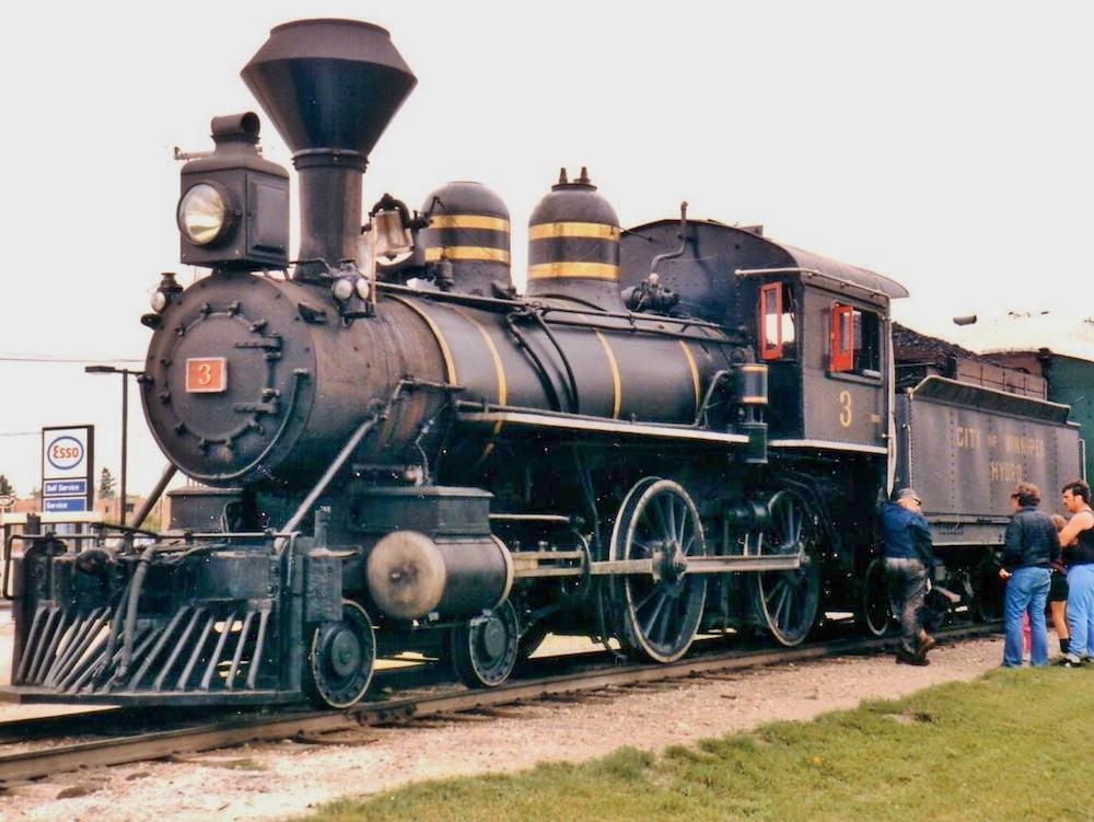 prairie dog central railway winnipeg