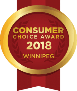 Consumer Choice Award 2018 Winnipeg